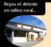 Gîte Rural Cap de Coste en Haute-Garonne, limite Gers